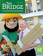 The Bridge Spring 2017 Cover