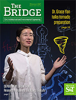 The Bridge Cover Winter 2018